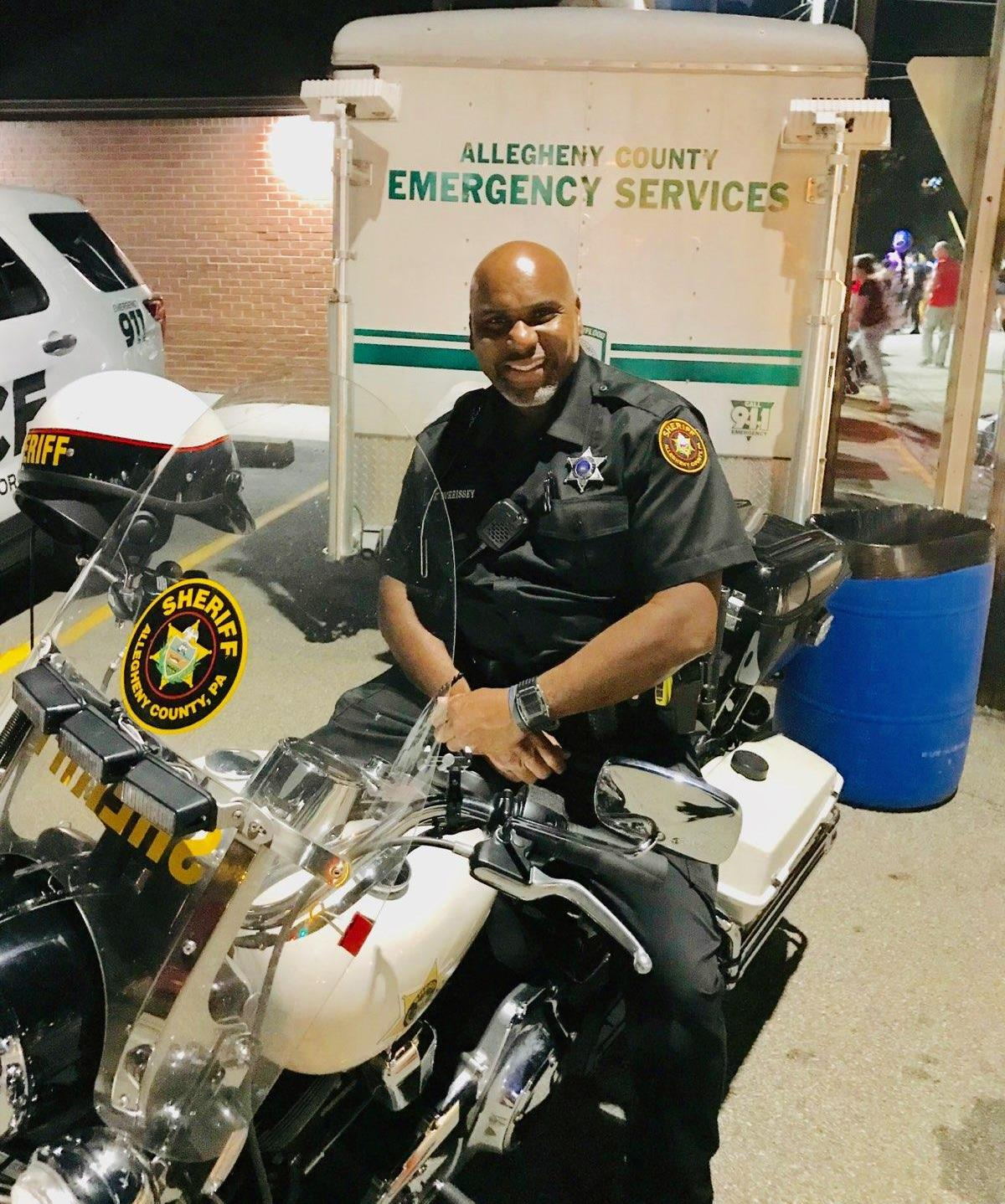 Reserves Deputy Motorcycle