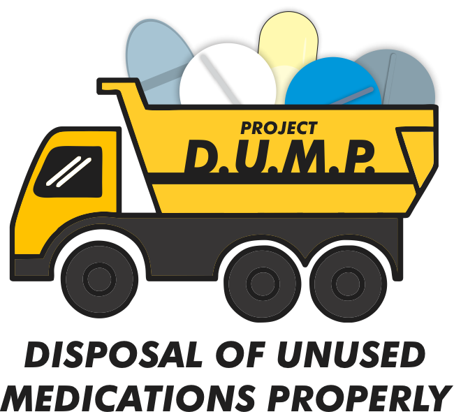 Project D.U.M.P. (Disposal of Unused Medications Properly)